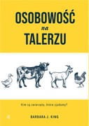 Osobowość na talerzu Barbara J. King - ebook epub, mobi