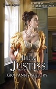 Gra panny Allegry Julia Justiss - ebook mobi, epub