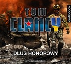 Dług honorowy Tom Clancy - audiobook mp3