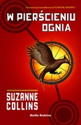 W pierścieniu ognia Suzanne Collins - ebook epub, mobi