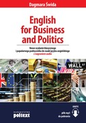 English for Business and Politics Dagmara Świda - ebook epub, mobi
