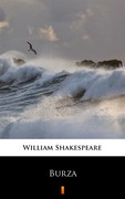 Burza William Shakespeare - ebook epub, mobi