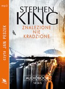 Znalezione nie kradzione Stephen King - audiobook mp3