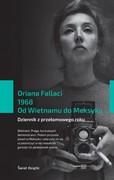 1968: Od Wietnamu do Meksyku Oriana Fallaci - ebook mobi, epub