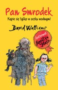 Pan Smrodek David Walliams - ebook epub, mobi
