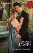 Porwanie Cassandry Sophia James - ebook mobi, epub