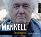 Grząskie piaski Henning Mankell - audiobook mp3