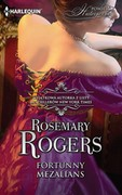 Fortunny mezalians Rosemary Rogers - ebook epub, mobi