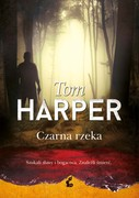 Czarna rzeka Tom Harper - ebook mobi, epub