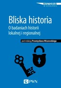 Bliska historia - ebook mobi, epub