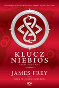 Endgame: Klucz Niebios James Frey - ebook mobi, epub